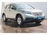 2012 Opal Sage Metallic Honda CR-V LX #70617894