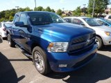 2011 Deep Water Blue Pearl Dodge Ram 1500 Sport Quad Cab 4x4 #70687998