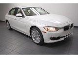 2013 Mineral White Metallic BMW 3 Series 328i Sedan #70687676