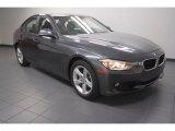 2013 Mineral Grey Metallic BMW 3 Series 328i Sedan #70687675