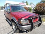2001 Toreador Red Metallic Ford Explorer XLT 4x4 #70687317