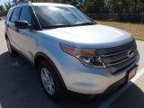 2013 Ingot Silver Metallic Ford Explorer FWD #70687964
