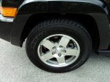 Jeep Commander 2010 Wheels and Tires