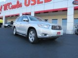 2010 Classic Silver Metallic Toyota Highlander Limited #70687280