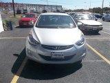 2013 Shimmering Air Silver Hyundai Elantra GLS #70687261