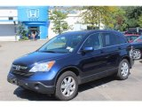 2009 Royal Blue Pearl Honda CR-V EX-L 4WD #70687913