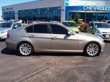 2011 Platinum Bronze Metallic BMW 3 Series 328i Sedan #70687217