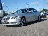 2009 Titanium Silver Metallic BMW 3 Series 335i Coupe #70687183