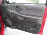 1998 Chevrolet S10 LS Extended Cab Door Panel