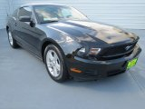 2011 Ebony Black Ford Mustang V6 Coupe #70687490