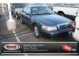 Norsea Blue Metallic Mercury Grand Marquis in 2009