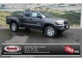 2013 Toyota Tacoma V6 TRD Access Cab 4x4 Data, Info and Specs