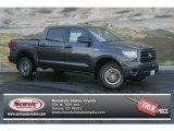 2012 Magnetic Gray Metallic Toyota Tundra TRD Rock Warrior CrewMax 4x4 #70687095