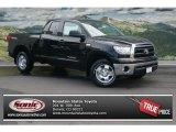 2012 Black Toyota Tundra TRD Double Cab 4x4 #70687093