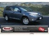 2012 Shoreline Blue Pearl Toyota Highlander SE 4WD #70687083