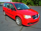 2013 Redline 2 Coat Pearl Dodge Grand Caravan American Value Package #70687757