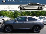 2013 Nebula Gray Pearl Lexus RX 350 F Sport AWD #70687435