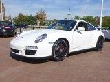 2012 Porsche 911 Carrera 4 GTS Coupe Front 3/4 View