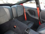 2012 Porsche 911 Carrera 4 GTS Coupe Rear Seat