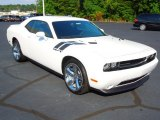 2013 Bright White Dodge Challenger R/T #70687752