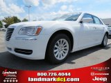 2013 Bright White Chrysler 300  #70687384