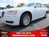 2013 Bright White Chrysler 300  #70687383