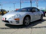 2003 Sterling Silver Metallic Mitsubishi Eclipse Spyder GTS #7065803