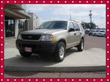 2003 Harvest Gold Metallic Ford Explorer XLS 4x4 #70748991