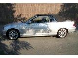2006 Titanium Silver Metallic BMW 3 Series 330i Convertible #70749667