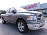 2012 Mineral Gray Metallic Dodge Ram 1500 Big Horn Quad Cab #70748964