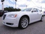 2013 Chrysler 300 Ivory Tri-Coat Pearl