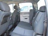 2010 GMC Sierra 2500HD Interiors