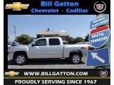 2013 Silver Ice Metallic Chevrolet Silverado 1500 LT Crew Cab 4x4 #70749578