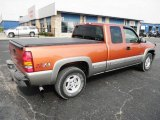2001 Chevrolet Silverado 1500 Sunset Orange Metallic