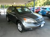 2011 Polished Metal Metallic Honda CR-V EX-L 4WD #70749240