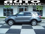 2013 Sterling Gray Metallic Ford Explorer Limited 4WD #70749197