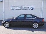 2003 Orient Blue Metallic BMW 3 Series 330i Sedan #70749152