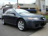 2005 Carbon Gray Pearl Acura TSX Sedan #7062166