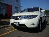 2010 Glacier White Pearl Nissan Murano S AWD #70749143