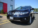 2010 Super Black Nissan Murano SL AWD #70749138