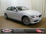 2013 Mineral White Metallic BMW 3 Series 328i Sedan #70749129