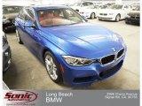 2013 Estoril Blue BMW 3 Series 328i Sedan #70749068