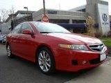 2008 Milano Red Acura TSX Sedan #7062148