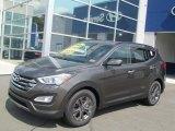 2013 Cabo Bronze Hyundai Santa Fe Sport AWD #70748699