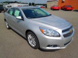 2013 Silver Ice Metallic Chevrolet Malibu ECO #70749362