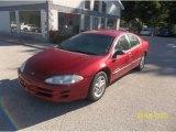 2001 Inferno Red Pearlcoat Dodge Intrepid SE #70819217