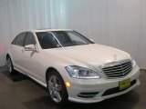 2013 Diamond White Metallic Mercedes-Benz S 550 Sedan #70818427