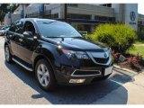 2011 Crystal Black Pearl Acura MDX  #70818405