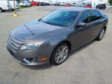 2011 Sterling Grey Metallic Ford Fusion SEL #70818808