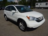 2010 Taffeta White Honda CR-V EX-L AWD #70819173